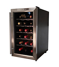 Vinotemp® 18-Bottle Thermoelectric Wine Cooler