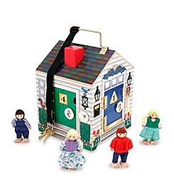 Melissa & Doug® Doorbell House
