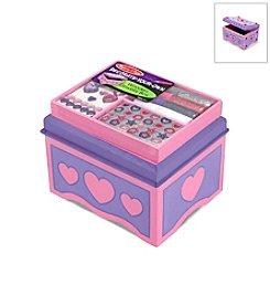 Melissa & Doug® Jewelry Box-DYO