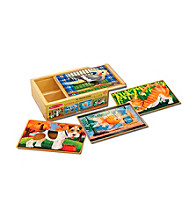 Melissa & Doug® Pets Puzzles in a Box
