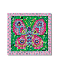 Melissa & Doug® Peel and Press Mosaic Butterfly