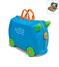 Melissa & Doug® Trunki Blue Terrance