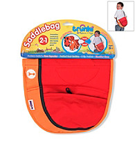 Melissa & Doug® Trunki Orange/Red Saddlebag