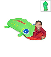 Melissa & Doug® Augie Alligator Sleeping Bag