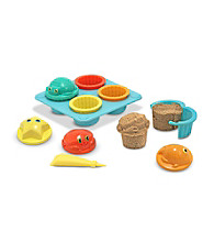 Melissa & Doug® Sunny Patch™ Seaside Sidekicks Sand Cupcake Set