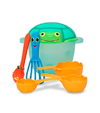 Melissa & Doug® Sunny Patch™ Seaside Sidekicks Sand Baking Set