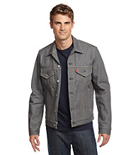 Levi's® Men's Denim Trucker Jacket - Gray Rigid