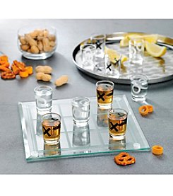 Crystal Clear® Shot Glass Tic Tac Toe Game