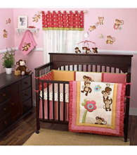 Melanie the Monkey Baby Bedding Collection by CoCaLo Baby®