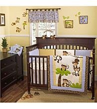 Monkey Time Baby Bedding Collection by CoCaLo Baby®