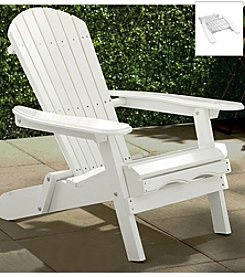 Merry Products™ Painted Simple Adirondack Chair