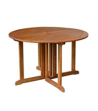 Merry Products, Corp. Folding Dining Table