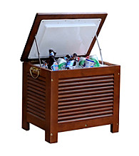 Merry Products, Corp. Wooden Patio Cooler