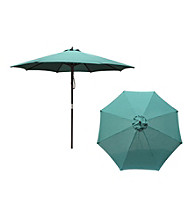 Merry Products, Corp. Green Market Umbrella