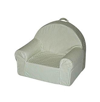 Fun Furnishings My First Chair - Green Stripe