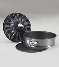 Nordic Ware® Pro Form Bundt Fancy Springform with Two Bottoms