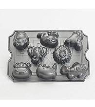 Nordic Ware® Pro Cast Zoo Animals Muffin Pan