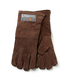 Outset® Leather Grill Glove Set of 2