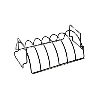 Outset® Nonstick Reversible Rib Rack