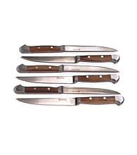 Outset® 6-pc. Curtis Lloyd Steak Knife Set