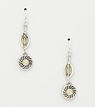 Nine West Vintage America Collection® Double Drop Earrings