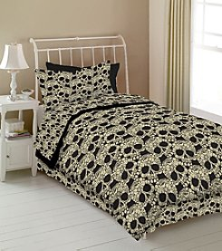 Flower Skulls Kids' Bedding Collection by Veratex®