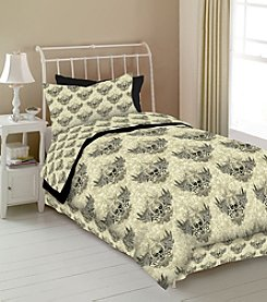 Winged Skulls Kids' Bedding Collection by Veratex®