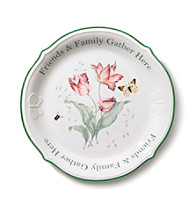 Lenox® Butterfly Meadow® Large Sentiment Platter