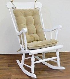 Greendale Home Fashions Cherokee Standard Rocking Chair Cushion Set - Khaki