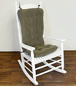 Greendale Home Fashions Cherokee Jumbo Rocking Chair Cushion Set - Sage
