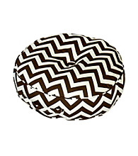 Greendale Home Fashions Zigzag Fabric 20