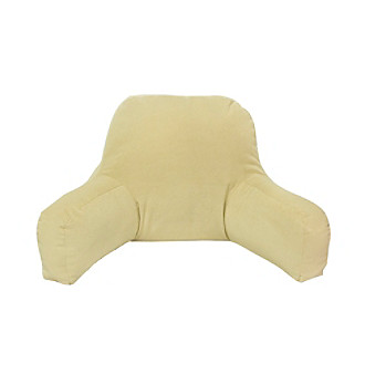 Greendale Home Fashions Hyatt Bed Rest Pillow - Cream