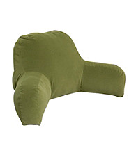 Greendale Home Fashions Hyatt Bed Rest Pillow - Moss