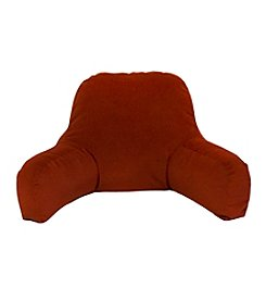 Greendale Home Fashions Hyatt Bed Rest Pillow - Scarlet