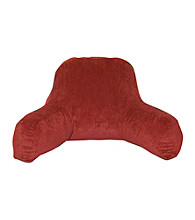 Greendale Home Fashions Omaha Bed Rest Pillow - Ruby