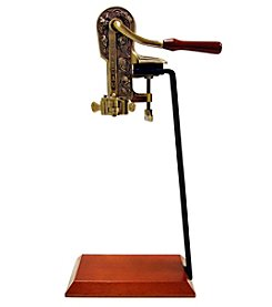 Epicureanist™ Connoisseur Wine Opener and Stand