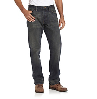 Nautica Jeans Co. Men's Relaxed Denim Jeans - Rigger Blue