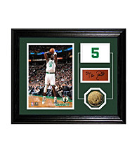 Kevin Garnett Player Pride Desktop Photo Mint by Highland Mint