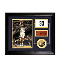 Danny Granger Player Pride Desktop Photo Mint by Highland Mint