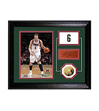 Andrew Bogut Player Pride Desktop Photo Mint by Highland Mint