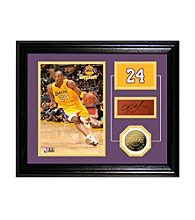 Kobe Bryant Player Pride Desktop Photo Mint by Highland Mint