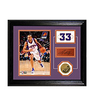 Grant Hill Player Pride Desktop Photo Mint by Highland Mint