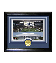 Cowboys Stadium Desktop Photo Mint by Highland Mint