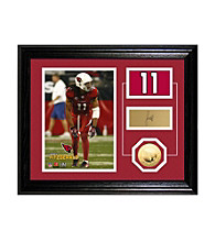 Larry Fitzgerald Player Pride Desktop Photo Mint by Highland Mint