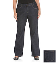 Jones New York Sport® Plus Size Bootcut Jeans