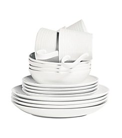 Gordon Ramsay Maze White by Royal Doulton® 16-pc. Dinnerware Set