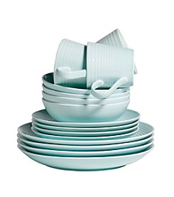 Gordon Ramsay Maze Blue by Royal Doulton® 16-pc. Dinnerware Set