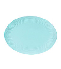 Gordon Ramsay Maze Blue by Royal Doulton® Oval Platter