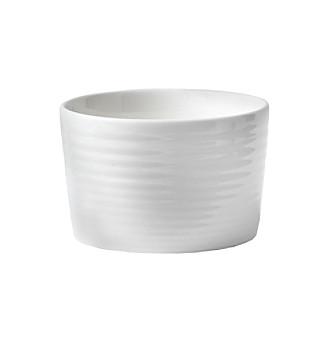 Gordon Ramsay Maze White by Royal Doulton® Set Of 4 Ramekins