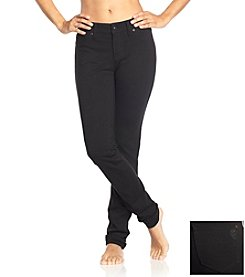 Jessica Simpson Black Kiss Me Ponte Jean Leggings